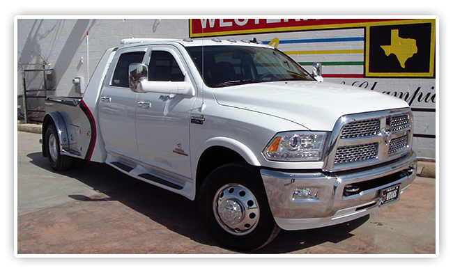 Ford Fort Worth >> WESTERN HAULER - RAM TRUCKS
