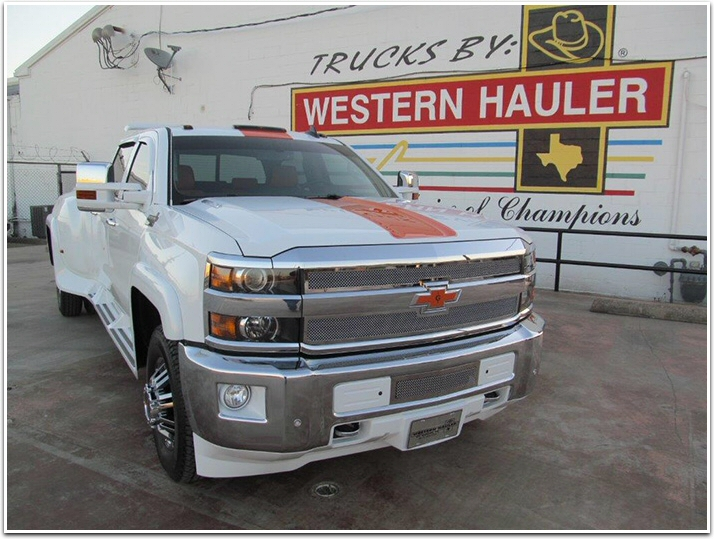Western Hauler Gm Trucks