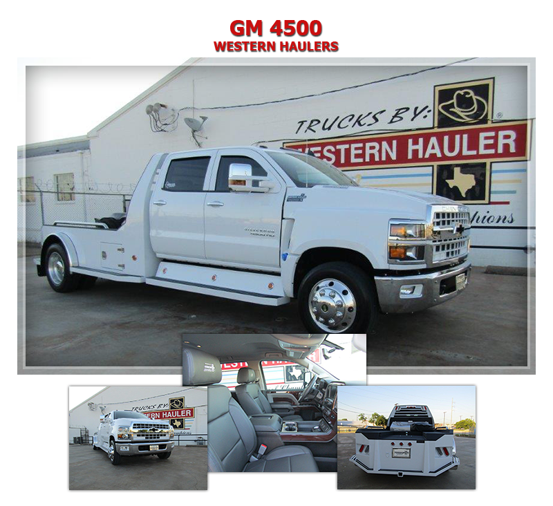 WESTERN HAULER - GM TRUCKS