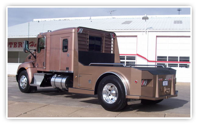 Western Style Truck Beds